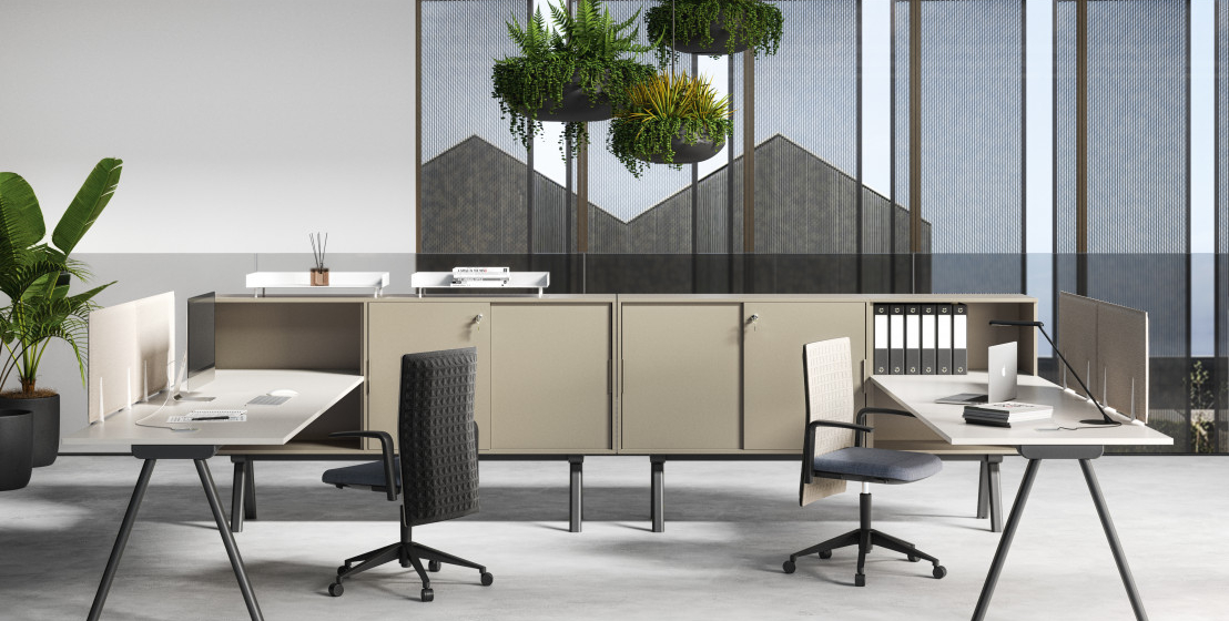 FURNITURE FOR WORK AND RECREATION